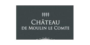 Chateau de Moulin le Comte - logo