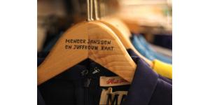 Meneer Janssens en Juffrouw Kaat - logo