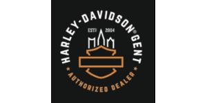 HARLEY-DAVIDSON GENT - logo