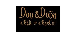 Don & Doña - logo