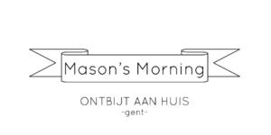 Mason's Morning - logo